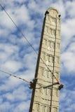 UNESCO światowego dziedzictwa obeliski Axum, Etiopia Obrazy Royalty Free