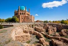UNESCO World Heritage Site, so called Iranian Taj Mahal Royalty Free Stock Photos