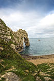 UNESCO World Heritage Site Jurassic Coast Stock Photos