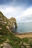 UNESCO World Heritage Site Jurassic Coast Stock Photos