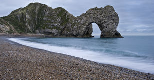 UNESCO World Heritage Site Jurassic Coast Stock Image