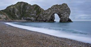 UNESCO World Heritage Site Jurassic Coast Stock Image