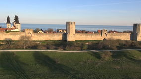 The UNESCO World Heritage Site Visby in Sweden, ae Stock Photography