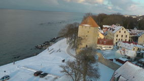 The UNESCO World Heritage Site Visby in Sweden, ae Stock Image