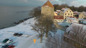 The UNESCO World Heritage Site Visby in Sweden, ae Stock Images