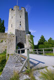 The unesco world heritage site visby in sweden.GN Royalty Free Stock Photo