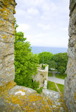 The unesco world heritage site visby in sweden.GN Royalty Free Stock Photos