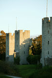 The unesco world heritage site visby in sweden.GN Royalty Free Stock Photography
