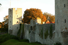 The unesco world heritage site visby in sweden.GN Stock Images