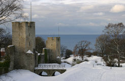 The unesco world heritage site visby in sweden.JH Stock Images