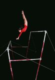 Uneven bars Royalty Free Stock Photography