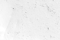 Uneven concrete wall in black&white Royalty Free Stock Photo