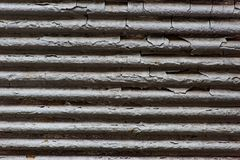Uneven metal texture. Covered with old paint royalty free stock image