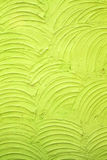 Uneven plaster walls. Royalty Free Stock Image