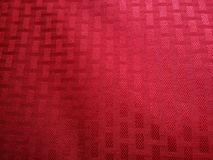 Uneven red patterned background Royalty Free Stock Image