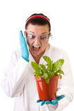 Unexpected experiment result - gmo Stock Images