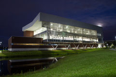 UNF Wellness Complex Stock Image
