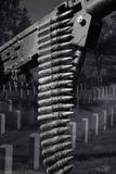 Unfall des Krieges Lizenzfreie Stockbilder
