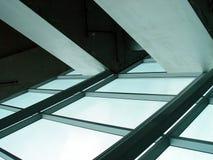 Unfertige Architektur Stockfoto