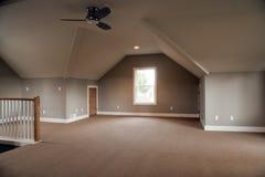 Unfertiger Dachboden Lizenzfreie Stockbilder