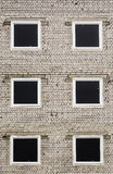 Unfinished apartments building abstract Royalty Free Stock Photos