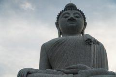 Unfinished Big Buddha Statue at Wat Phrathong Stock Photos