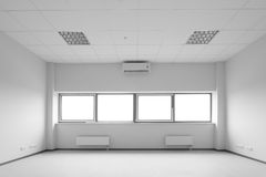 Unfinished building interior Stock Photography