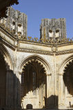 Unfinished Chapels, Monastery of Batalha Royalty Free Stock Image