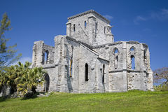 Unfinished Church Stock Image
