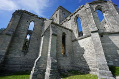 An Unfinished Church Royalty Free Stock Photo