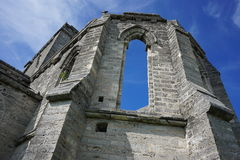 An Unfinished Church Stock Images