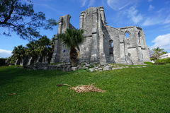 An Unfinished Church Stock Photography