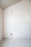Unfinished Interior Drywall Construction Royalty Free Stock Photo