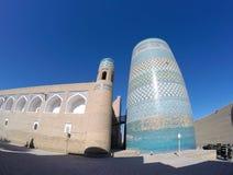 Unfinished Kalta Minor Minaret. Khiva, Uzbekistan Royalty Free Stock Images