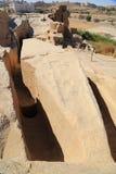 The unfinished obelisk Stock Images