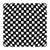 Unflat popular checker chess square abstract background vector. Royalty Free Stock Photos