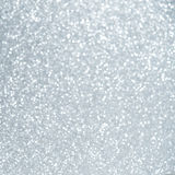 Unfocused abstract light blue glitter holiday background Stock Photos