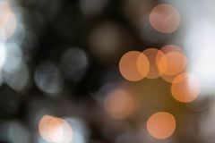 Bokeh Lights Detail royalty free stock photo