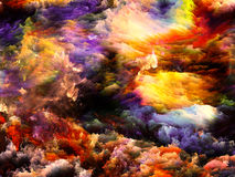 Unfolding of Dream Stock Photo
