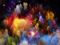Free Unfolding Of Fractal Dreams Royalty Free Stock Photos - 29152028