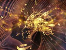 Free Unfolding Of The Mind Stock Photos - 45766013