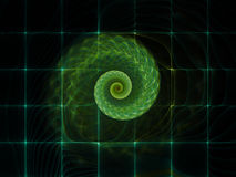 Unfolding of Space Stock Photography
