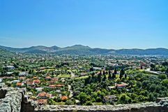 Unforgettable vacation in Montenegro Stock Image