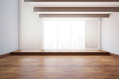 Unfurnished interior Stock Photos