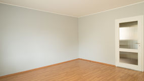 Unfurnished room Stock Photos