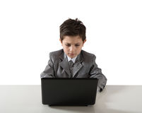 Ung affärsman arkivfoton