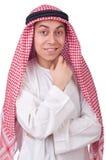 Ung arabisk man Arkivbilder