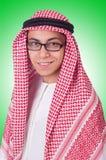Ung arabisk man Fotografering för Bildbyråer