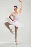 Ung ballerinadansare Royaltyfria Foton