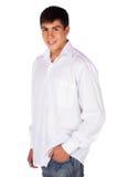 Ung caucasian man Royaltyfri Fotografi